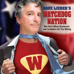 Dave Lieber's new award-winning book helps American save time and money.