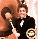 Chuck Barris and friend