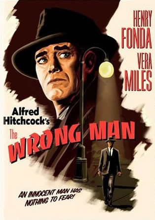 Alfred Hitchcock made a 1956 movie about a man falsely accused of a crime.