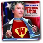 Dave Lieber's Watchdog Nation book won two national awards for social change.
