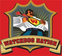 Dave Lieber's Watchdog Nation won a 2013 writing award from the National Society of Newspaper Columnists