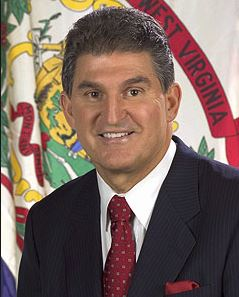 U.S. Senator Joe Manchin, D-W.Va.