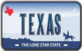 Texans need a front license plate by Dave Lieber, Watchdog columnist of Dallas Morning News
