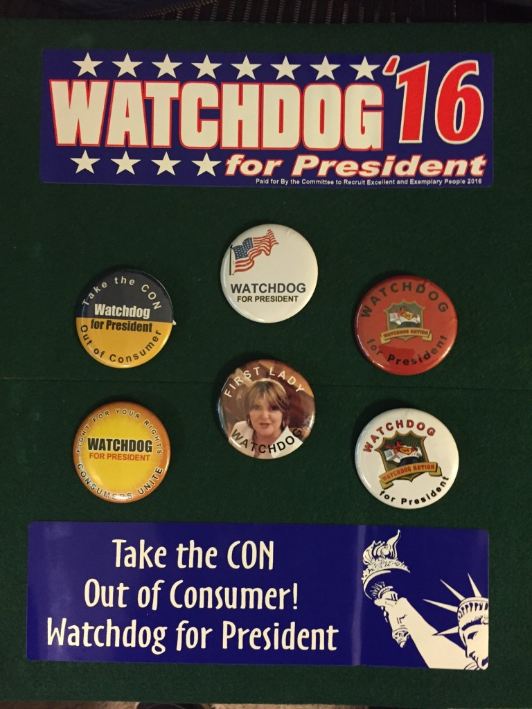 Dave-Lieber-watchdog-for-president-campaign-materials