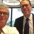 What happened when Watchdog Nation ate lunch with AT&T CEO Randall Stephenson